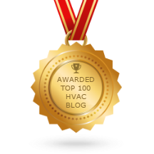 Top 100 HVAC Blog Award