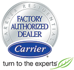 Carrier Residential Award Logo